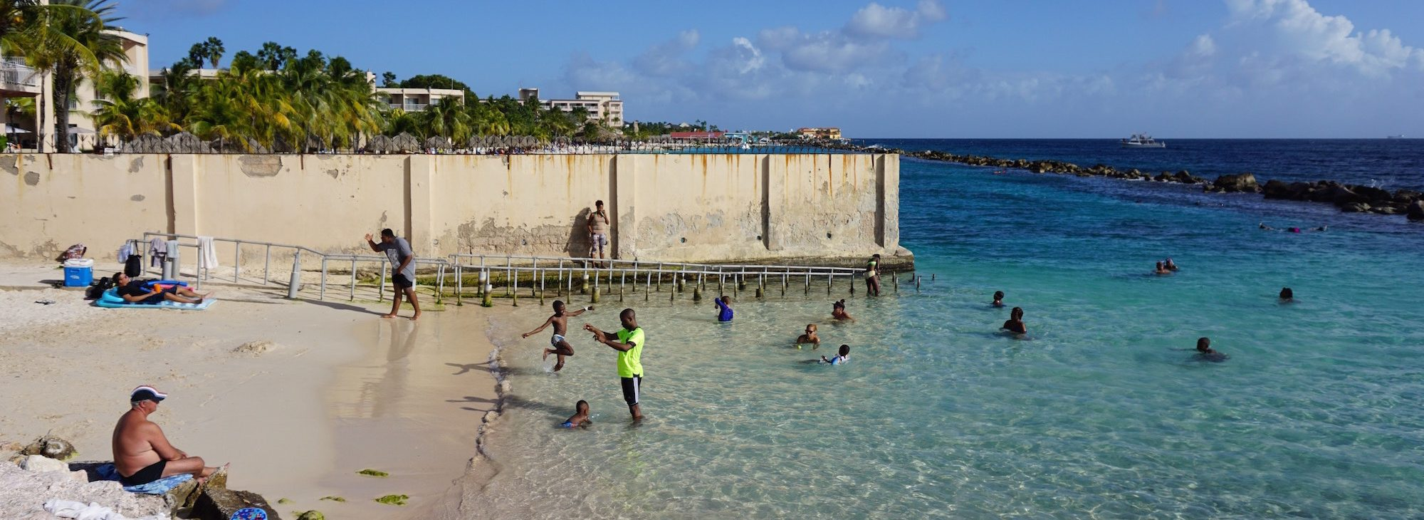 Best Free Beaches of Curacao